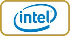 1. Intel (gold)