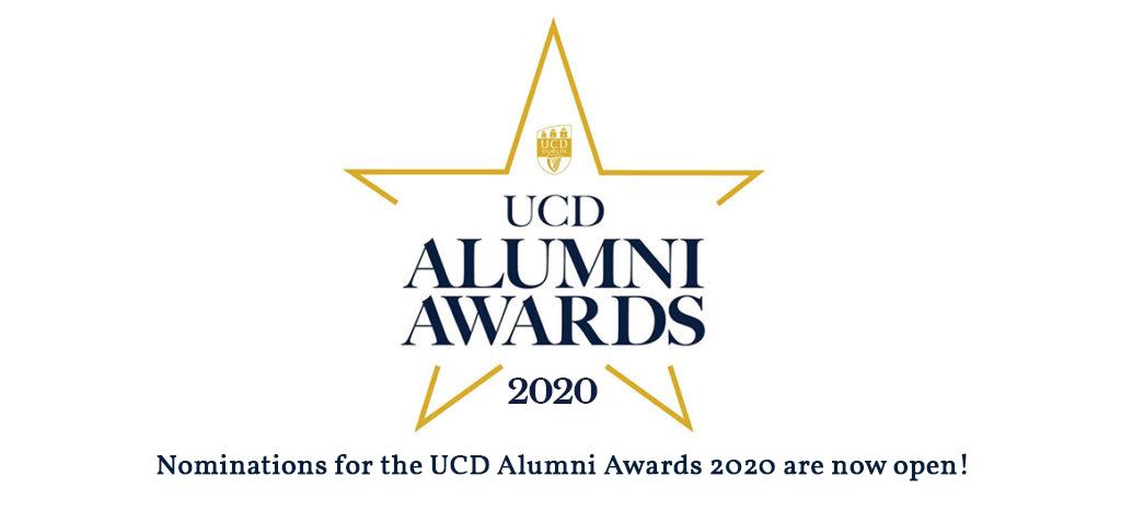 UCD Awards Nomination 2020