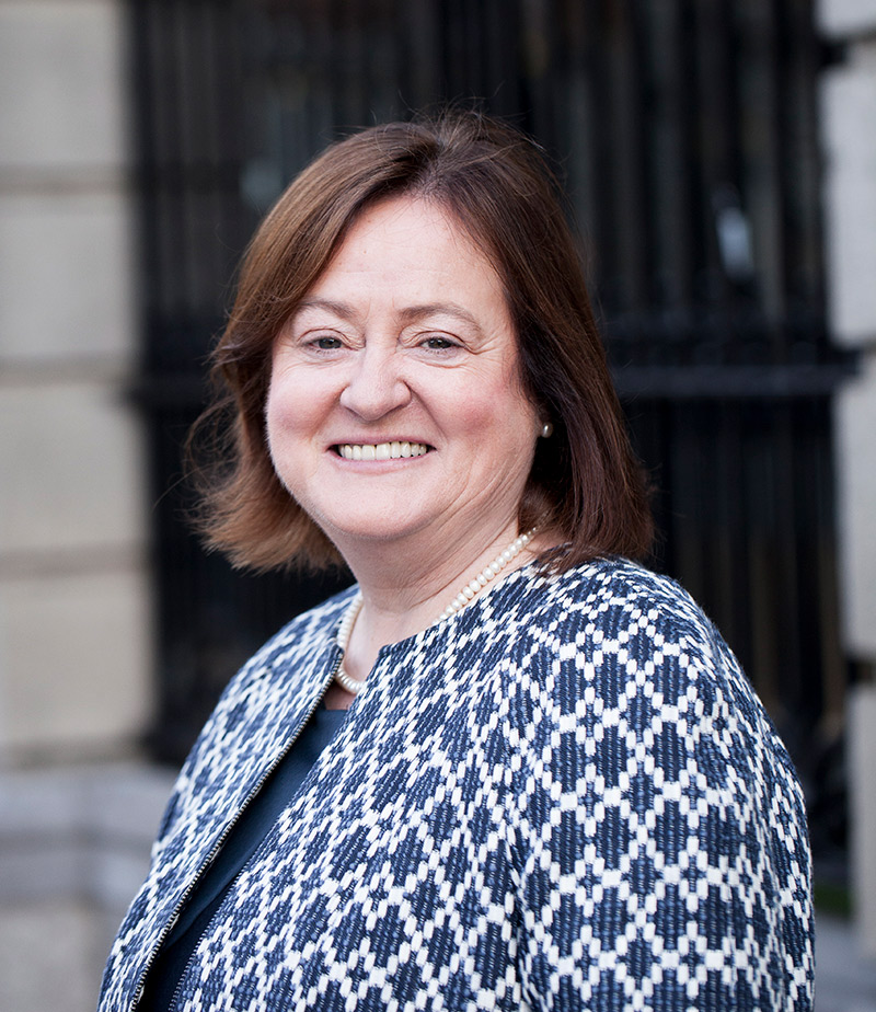 Dr Gráinne Healy