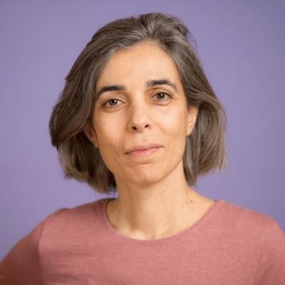 Headshot of Professor Eleni Theodoraki